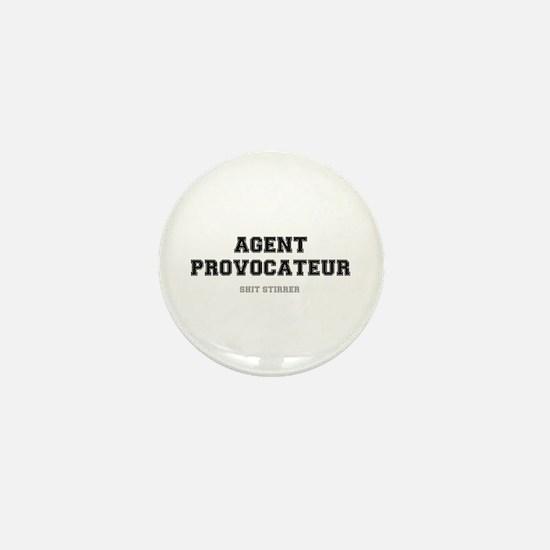 AGENT PROVOCATEUR - SHIT STIRRER Mini Button