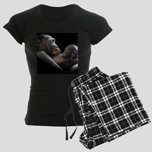 Affectionate Close Women's Dark Pajamas