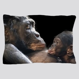 Affectionate Close Pillow Case