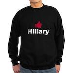 Hillary Sweatshirt (dark)