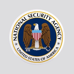 National Security Agency Button