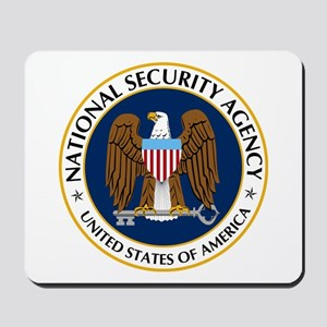 National Security Agency Mousepad