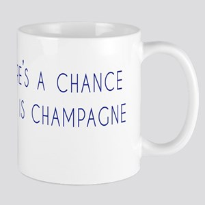 There is a chance this is champagne Mugs