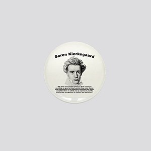 Kierkegaard Women Mini Button