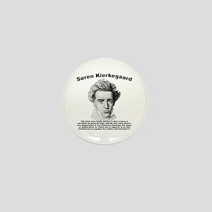Kierkegaard Women Mini Button