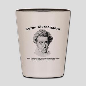 Kierkegaard Understood Shot Glass