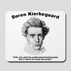 Kierkegaard Understood Mousepad