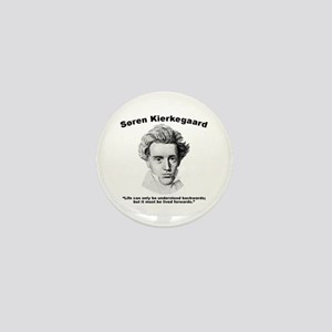 Kierkegaard Understood Mini Button