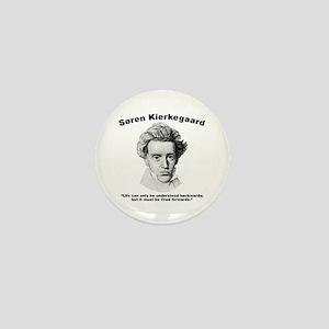 Kierkegaard Understood Mini Button