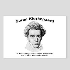Kierkegaard Understood Postcards (Package of 8)