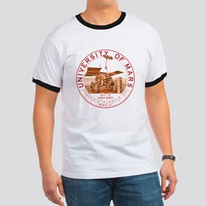 dept of history zwart T-Shirt