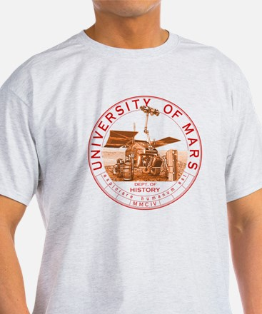 dept of history zwart T-Shirt