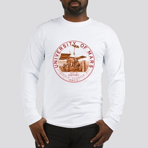 dept of history zwart Long Sleeve T-Shirt