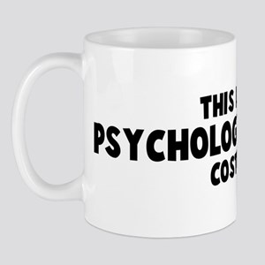 Psychology Student costume Mug