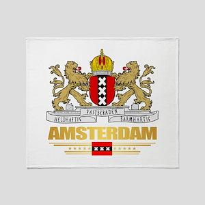 Amsterdam Throw Blanket