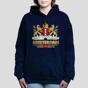 Amsterdam Women's Hooded Sweatshirt