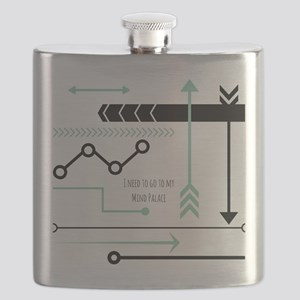 Mind Palace Flask