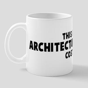 Architecture Student costume Mug