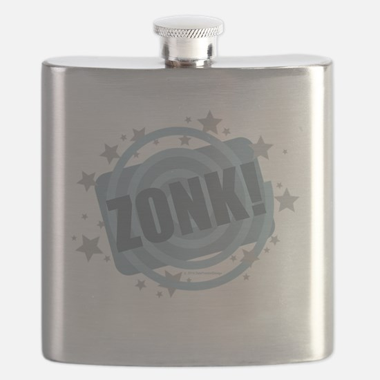 Cute Game show prizes Flask