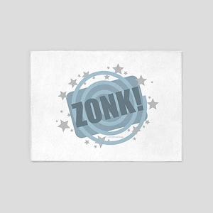 ZONK! 5'x7'Area Rug