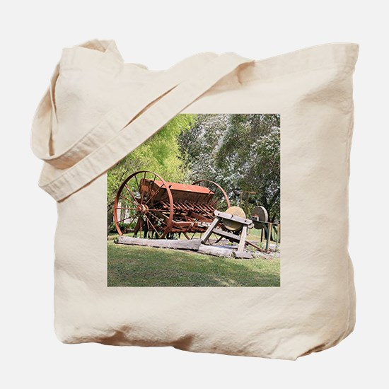Funny No country for old men Tote Bag