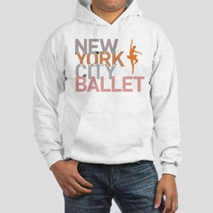 Ballet Hooded Sweatshirt