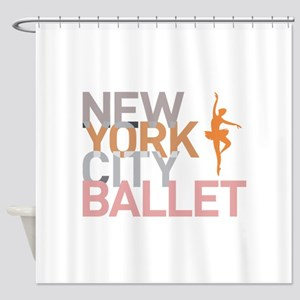 Ballet Shower Curtain