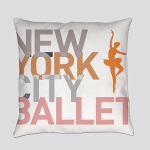 Ballet Everyday Pillow