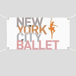 Ballet Banner
