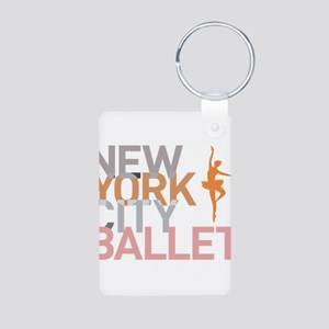 Ballet Keychains