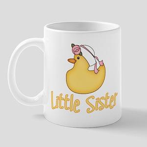 Yellow Duck Little Sister Mug
