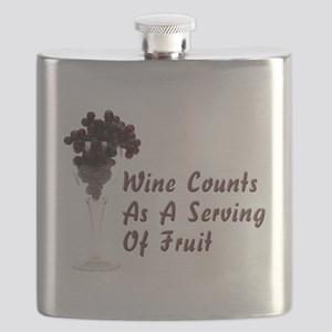 Wine Diet Flask