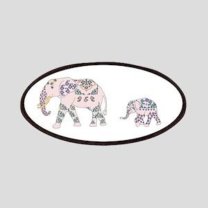 Pink Elephant Parade Patch