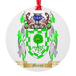 Meeny Round Ornament