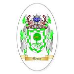 Meeny Sticker (Oval 50 pk)
