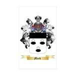 Meek Sticker (Rectangle 50 pk)