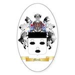 Meek Sticker (Oval)