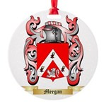 Meegan Round Ornament