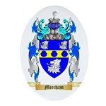 Meecham Oval Ornament