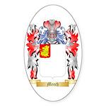 Meech Sticker (Oval 50 pk)