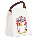 Meech Canvas Lunch Bag