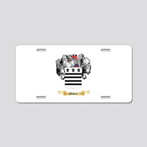 Medley Aluminum License Plate