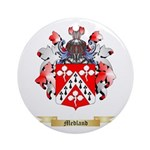 Medland Round Ornament