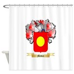 Medici Shower Curtain