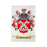 Meddings Rectangle Magnet (100 pack)