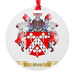 Medd Round Ornament