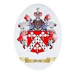 Medd Oval Ornament