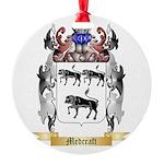 Medcraft Round Ornament