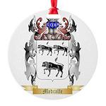 Medcalfe Round Ornament