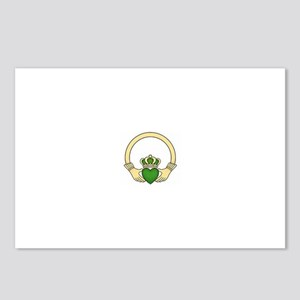 Claddagh Postcards (Package of 8)